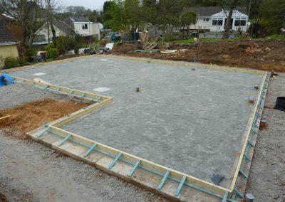 Home renovation truro Jason Bullen builders Project-New Bungalow Sticker (15)