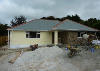 Home renovation truro Jason Bullen builders Project-New Bungalow Sticker (23)