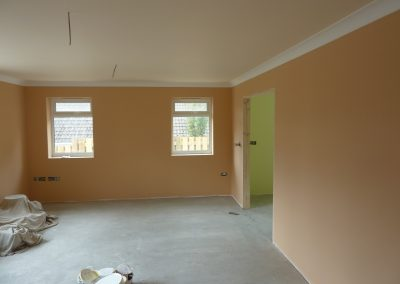 Home renovation truro Jason Bullen builders Project-New Bungalow Sticker (24)