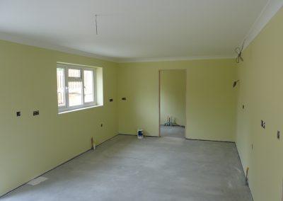 Home renovation truro Jason Bullen builders Project-New Bungalow Sticker (25)